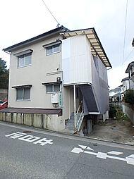 飯倉アパート[201号室]の外観