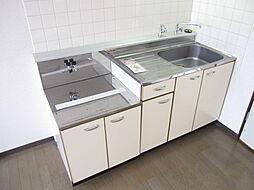キッチン,2LDK,面積46.2m2,賃料4.3万円,,,北海道石狩市花川南三条1丁目