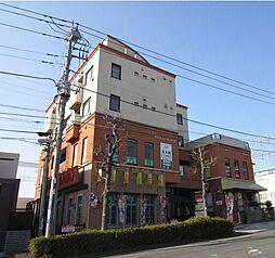神奈川県横浜市青葉区あざみ野南2丁目の賃貸マンションの外観