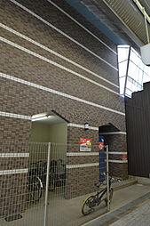 大阪府大阪市阿倍野区王子町2丁目の賃貸マンションの外観