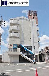 愛知県豊橋市八通町の賃貸マンションの外観
