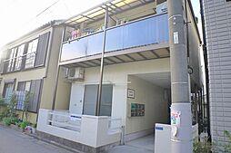 東京都北区王子本町2丁目の賃貸アパートの外観
