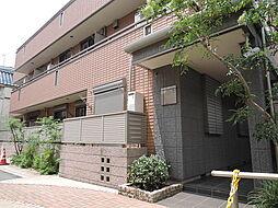 ベネレイト幡ヶ谷[3階]の外観