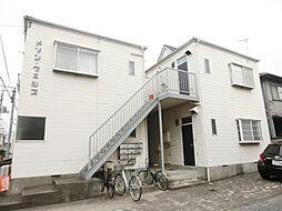 千葉県千葉市稲毛区轟町5丁目の賃貸アパートの外観