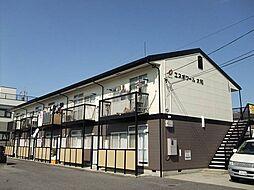 愛知県岡崎市大和町字桑子の賃貸アパートの外観