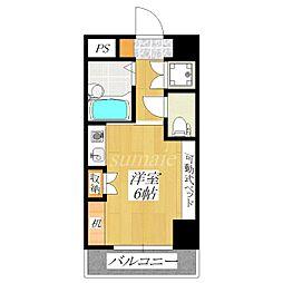 AT HOMES KITAAKABANE[302号室]の間取り