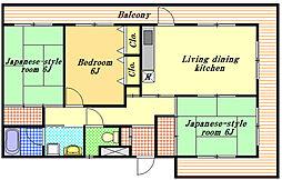 ITK URAYASU BLDG.[2階]の間取り