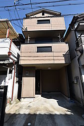[一戸建] 大阪府堺市東区西野 の賃貸【/】の外観