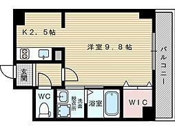 I Cube 新大阪東[2階]の間取り