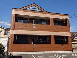 ブルーサンズ1号館[2階]の外観