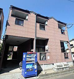 福岡県福岡市博多区千代4丁目の賃貸アパートの外観