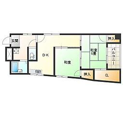 Osaka Metro御堂筋線 本町駅 徒歩4分の賃貸アパート