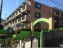 神奈川県川崎市宮前区鷺沼2丁目の賃貸マンションの外観