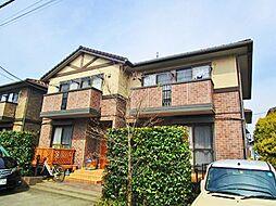 [テラスハウス] 神奈川県川崎市麻生区はるひ野2丁目 の賃貸【/】の外観