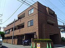 神奈川県横浜市神奈川区上反町1丁目の賃貸マンションの外観