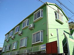 グリーンコーポ[2階]の外観