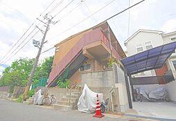 香栄マンション[1階]の外観
