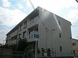 トリヴァンベール森[3階]の外観