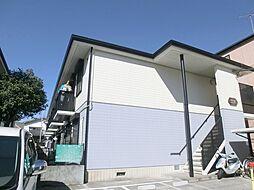 アビタシオン松江B[206号室]の外観