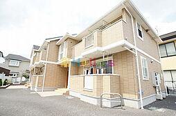 東京都青梅市梅郷5丁目の賃貸アパートの外観