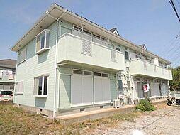 コーポKIKU[1階]の外観