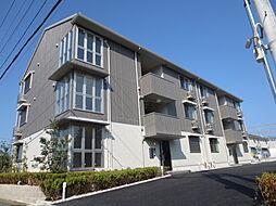 滋賀県彦根市馬場1丁目の賃貸アパートの外観