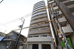 ラシーヌ宿院[2階]の外観