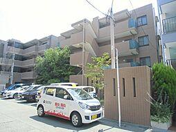 大阪府豊中市長興寺南4丁目の賃貸マンションの外観