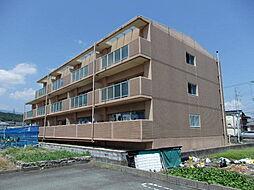 滋賀県高島市城山台1丁目の賃貸マンションの外観