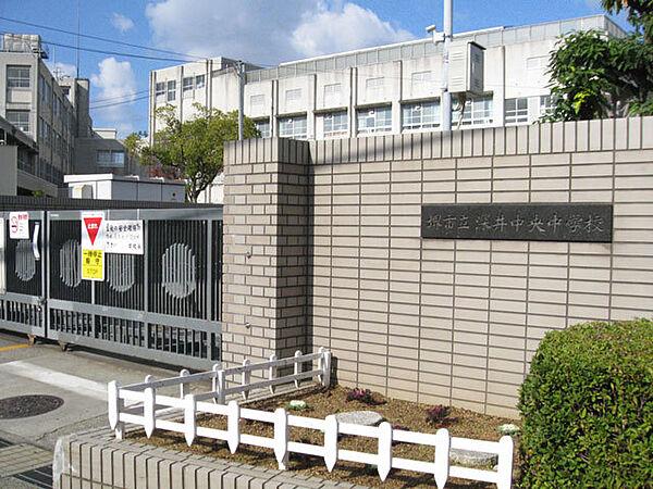 中学校 堺 市立 深井 堺市立深井中学校 のホームページ