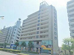 東京都多摩市一ノ宮4丁目の賃貸マンションの外観