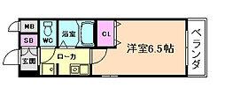 ラナップスクエア野田[10階]の間取り
