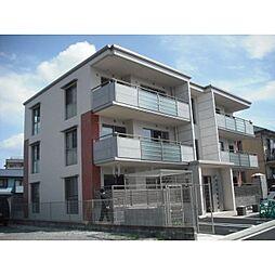 福岡県春日市白水ヶ丘2丁目の賃貸マンションの外観