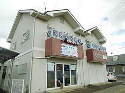 M・Oハイツ店舗[102号室]の外観