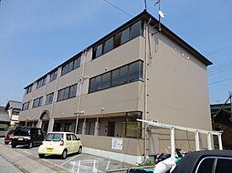 滋賀県彦根市安清町の賃貸アパートの外観