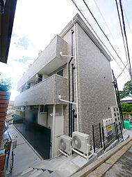 東急東横線 日吉駅 徒歩11分の賃貸アパート