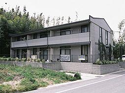 愛知県愛知郡東郷町大字春木字涼松の賃貸アパートの外観