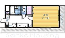 HIYORI-2[2階]の間取り