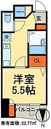 千駄木駅 7.5万円