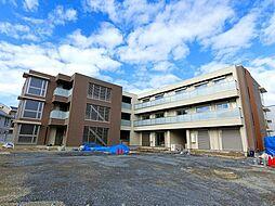大阪府大阪市淀川区十八条3丁目の賃貸マンションの外観