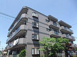 東京都練馬区中村2丁目の賃貸マンションの外観