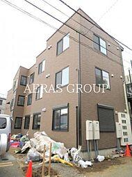 東武東上線 下板橋駅 徒歩7分の賃貸アパート