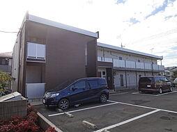 埼玉県三郷市新和2丁目の賃貸アパートの外観