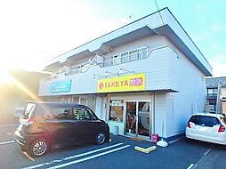 神奈川県相模原市緑区原宿3丁目の賃貸アパートの外観