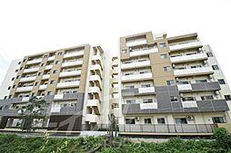 大阪府吹田市千里万博公園の賃貸マンションの外観