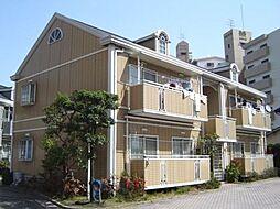 サンビレッジ三宅D[2階]の外観
