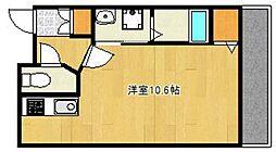 オルレアン友泉亭[4階]の間取り