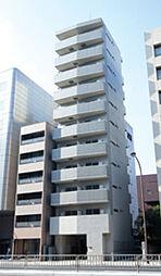 京急本線 泉岳寺駅 徒歩2分の賃貸マンション