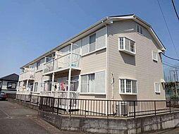 神奈川県横浜市旭区今宿東町の賃貸アパートの外観
