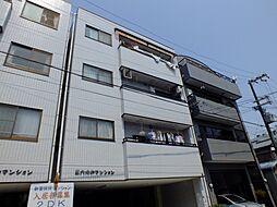 第6向和マンション[4階]の外観